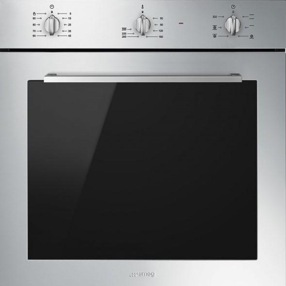 Фурна за вграждане серия Selezione, SMEG (3 цвята) - инокс