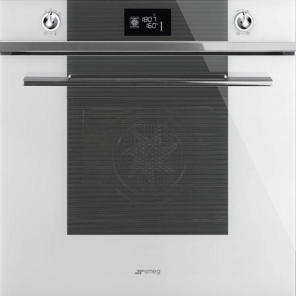 Модерна фурна за вграждане серия Linea, SMEG (4 варианта) - бяла
