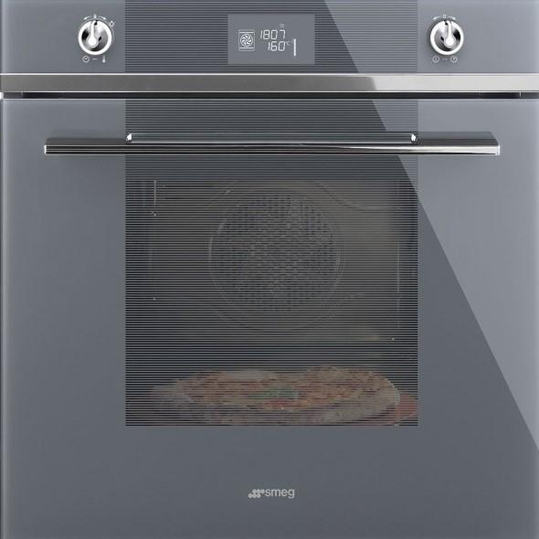 Модерна фурна за вграждане серия Linea, SMEG (4 варианта) - пица