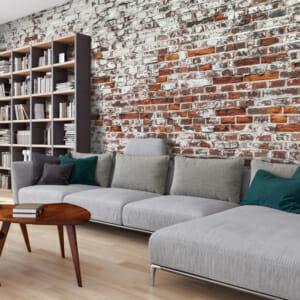 Фототапет XXL с 3D ефект на стара тухлена стена