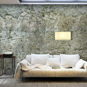 Фототапет XXL като стена с циментовамазилка