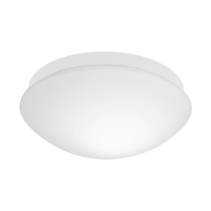 Бял LED плафон със сензор за движение серия Bari-M