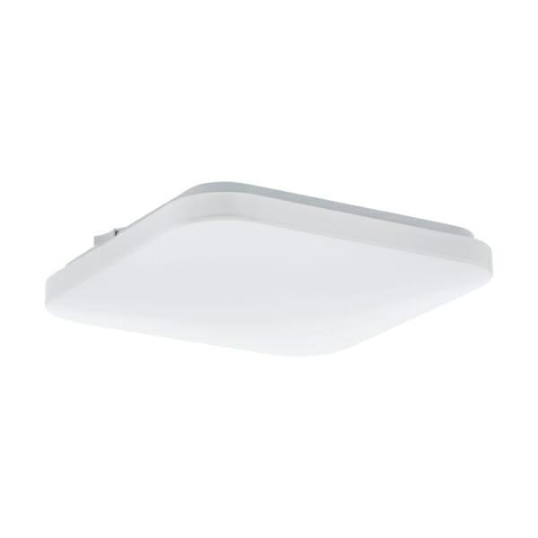 Кръгъл/квадратен LED плафон за баня серия Frania-вариант 4