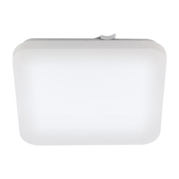 Кръгъл/квадратен LED плафон за баня серия Frania-вариант 8