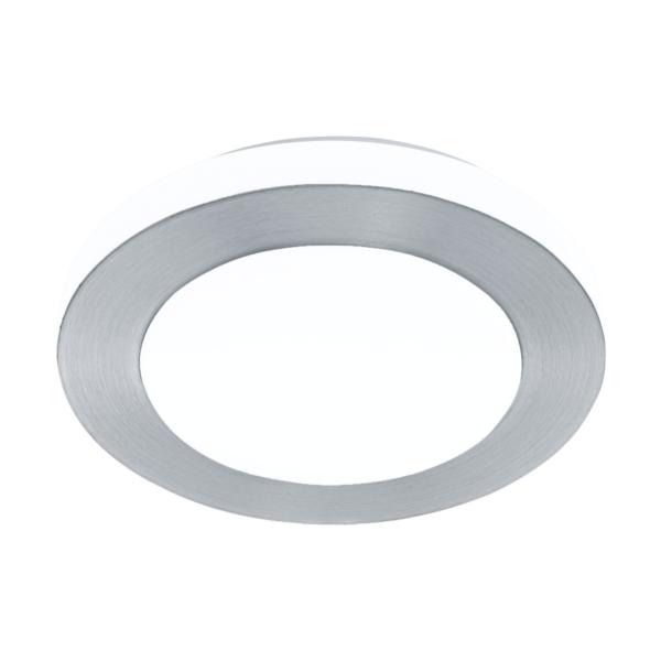 LED плафон аплик за баня от метал и пластмаса серия LED Carpi