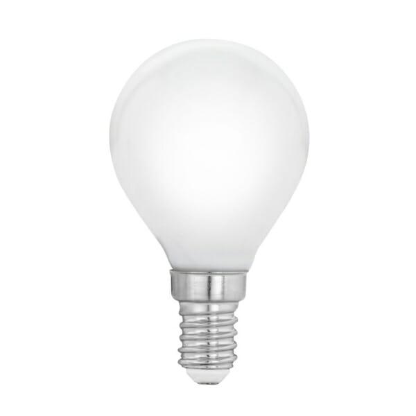 LED крушка в бяло