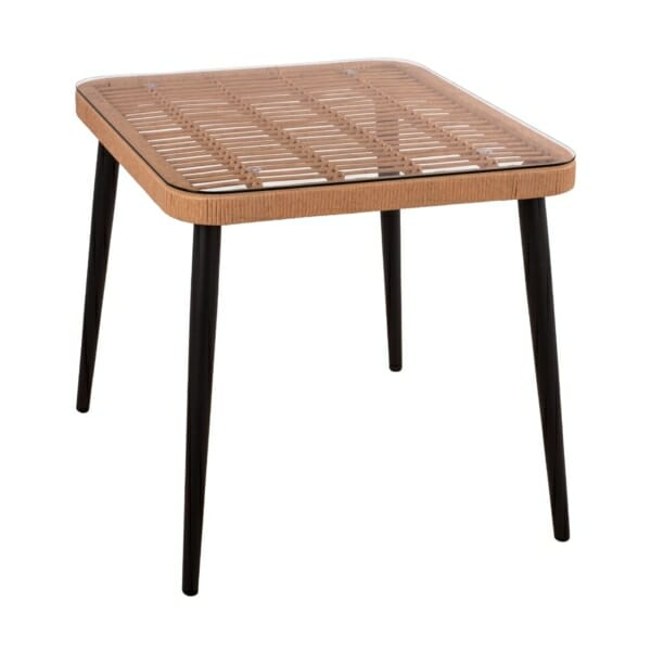Малка трапезна маса за градина