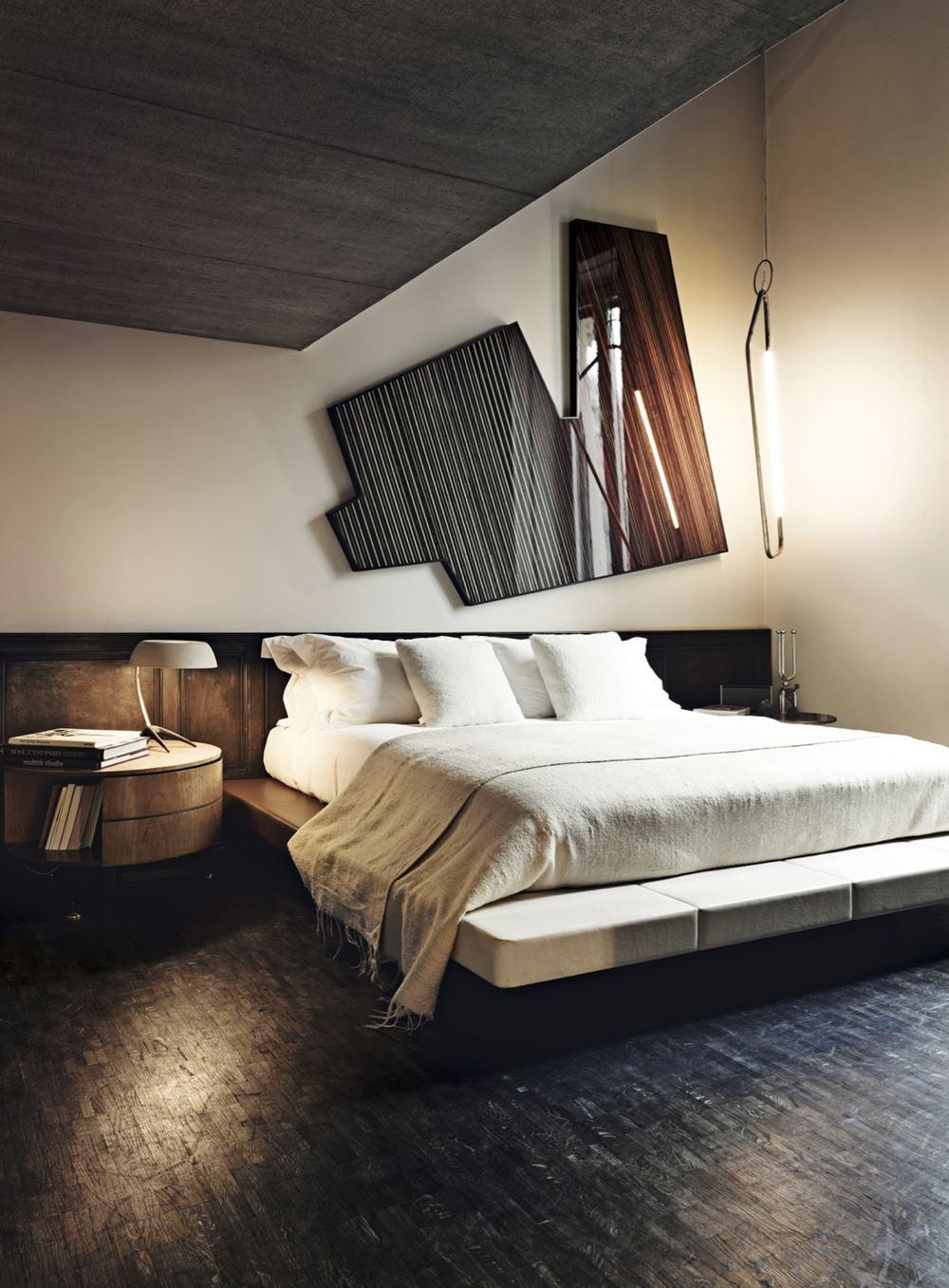 Асиметрична спалня