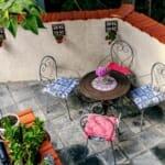 Guest House Sahat Tepe - романтична тераса