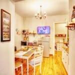 Guest House Sahat Tepe - трапезария в романтичен стил-1