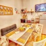 Guest House Sahat Tepe - винтидж трапезария