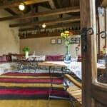 Lavanda Bed and Breakfast - зимна градина