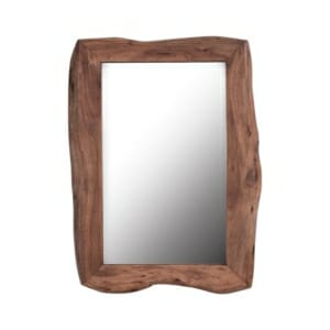 Стенно огледало с дървена рамка серия Антар