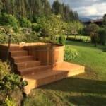 Villa Chalet Everest - хидромасажна вана на открито