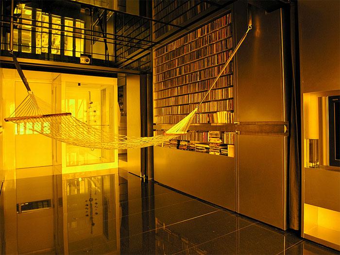 Идея за дизайн на студио с огледала