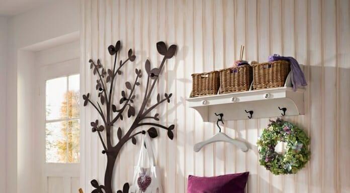 10 Интересни идеи за декорация на антре