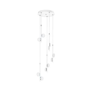 Пендел с малки LED осветителни тела Olindra (2 варианта) - 10 тела