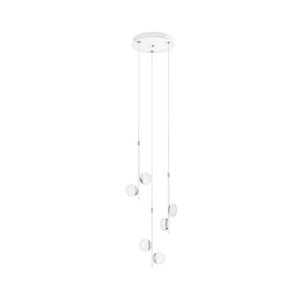Пендел с малки LED осветителни тела Olindra (2 варианта)