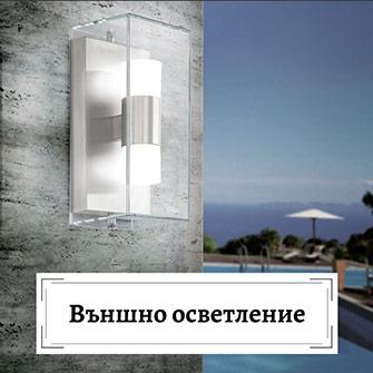 Купи онлайн външно осветление с гаранция от GRANDecor