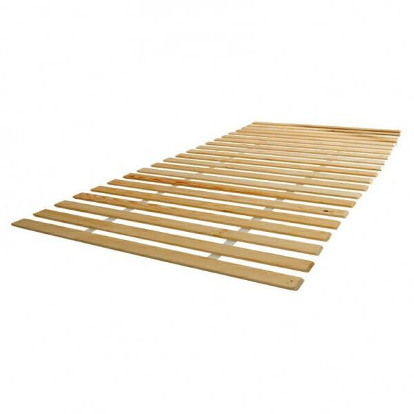 Дървена подматрачна рамка за голямо двойно легло 180 х 200 см
