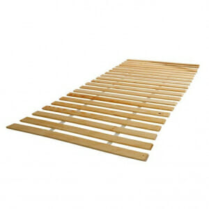 Дървена подматрачна рамка за легло 140 х 200 см