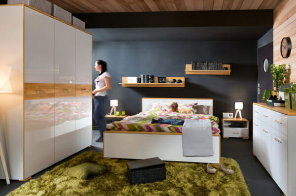 Модулна система Бари - спалня
