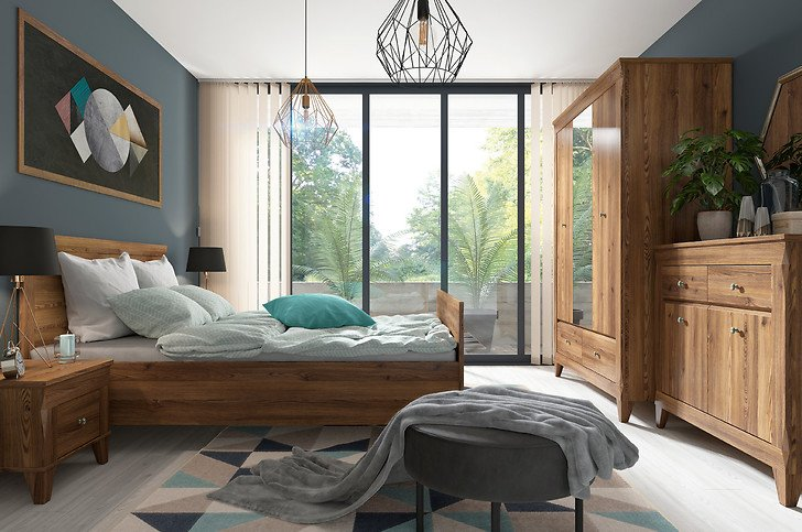 Модулна система Берген за спалня