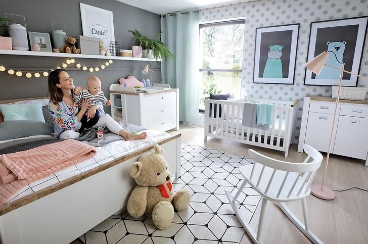 Модулна система Древизо - детска стая