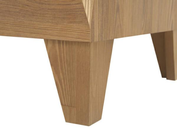Модулна система мебели Берген - детайл основа