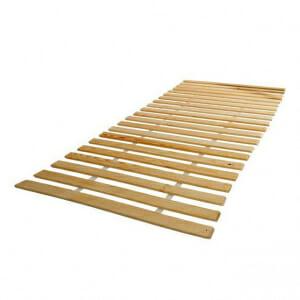 Подматрачна рамка от дърво за единично легло