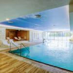 Парадайс Блу Хотел & СПА - вътрешен басейн