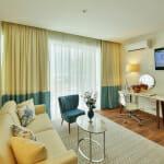 Парадайс Блу Хотел & СПА - интериор на стаите
