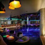 Парадайс Блу Хотел & СПА - нощен бар