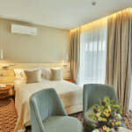 Парадайс Блу Хотел & СПА - апартамент-2 - двойна стая