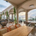 Ресторантът във вила Чинка на Св.Константин и Елена