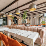 Ресторантът във вила Чинка на Св.Константин и Елена-6