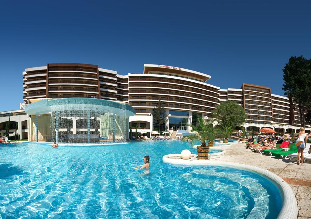 Луксозни СПА хотели на морето: Фламинго Гранд-13