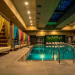 Най-луксозните спа хотели в България - Арте СПА & Парк - вътрешен басейн