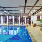 Спа хотел Исмена, Девин-вътрешен басейн