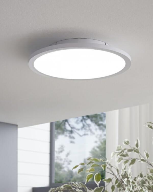 Димируем LED плафон серия Sarsina (3 размера) - интериор