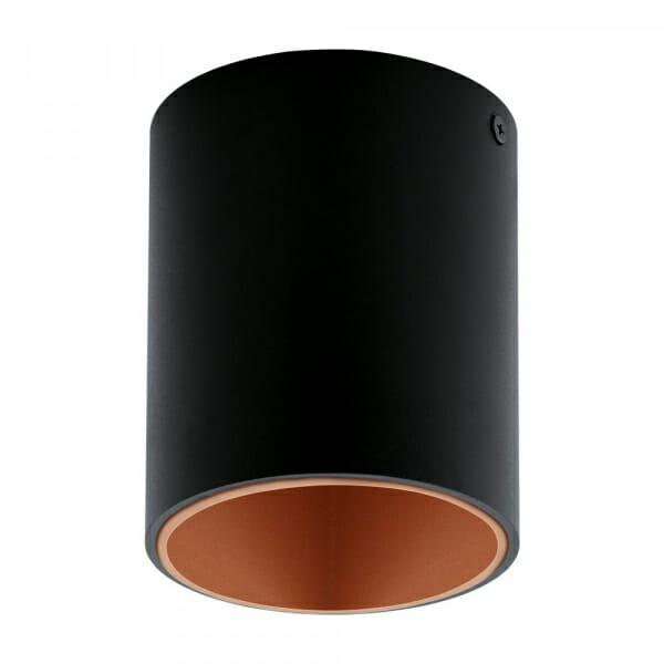 Двуцветен цилиндричен спот за таван Eglo, серия Palosso (4 варианта)
