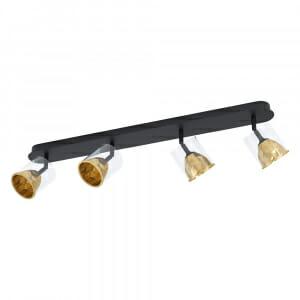 Двуцветно LED спот осветление Eglo серия Melito (3 варианта) - 4 тела