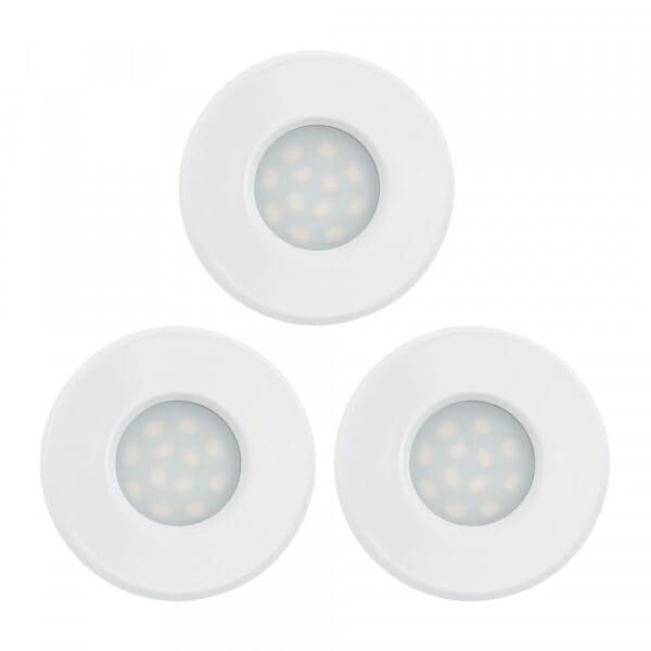 К-т от 3 LED луни за баня Eglo серия Igoa (3 варианта)
