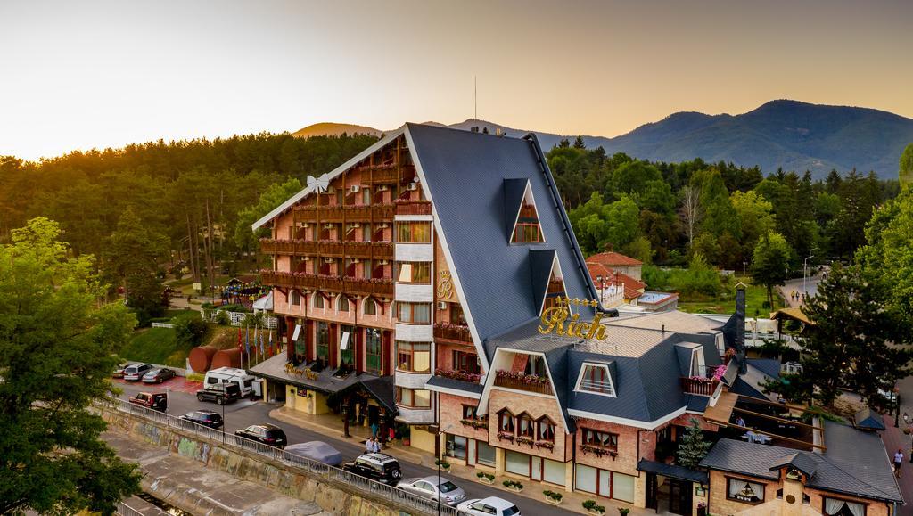 Луксозен спа хотел в планината - Спа хотел Рич