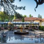 Спа хотел Рич, Велинград - градина