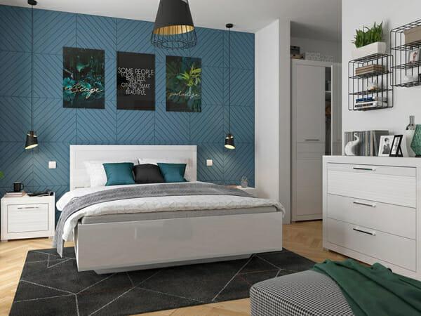 Модулна система Флеймс за спалня