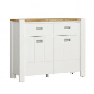 Шкаф с 2 вратички и 2 чекмеджета Древизо