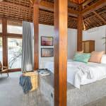 Спалня в балийски стил