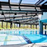 Хотел Хот Спрингс Медикъл и СПА-закрит басейн