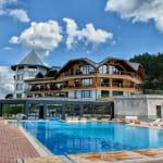 Хотел Хот Спрингс Медикъл и СПА-външен басейн с минерална вода